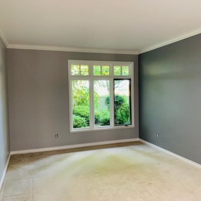 painted room